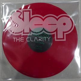 Sleep - The Clarity LP red vinyl