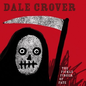 Dale Crover -- The Fickle Finger of Fate LP white vinyl