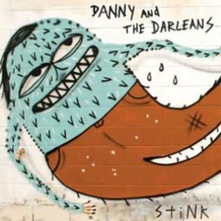 DANNY & THE DARLEANS -- DANNY & THE DARLEANS LP