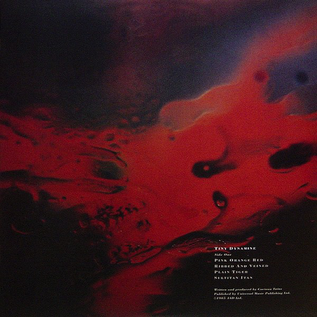Cocteau Twins - Tiny Dynamine / Echoes In A Shallow Bay LP