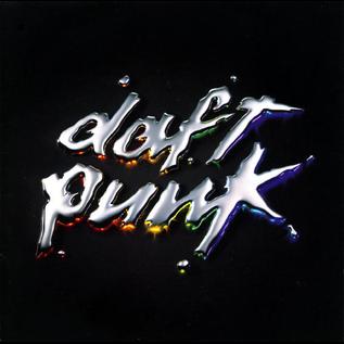 Daft Punk – Discovery LP