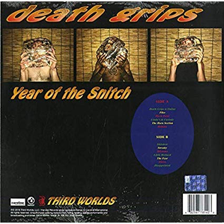 Death Grips ‎– Year Of The Snitch LP