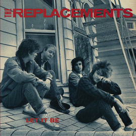 Replacements -- Let It Be LP