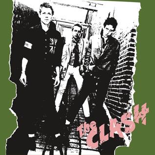 Clash -- The Clash LP UK version