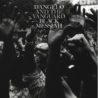 D'Angelo and the Vanguard ‎– Black Messiah LP