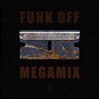 CUT CHEMIST - FUNK OFF MEGAMIX LP