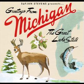 Sufjan Stevens – Greetings from Michigan: The Great Lake State LP