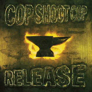 Cop Shoot Cop ‎– Release LP yellow vinyl