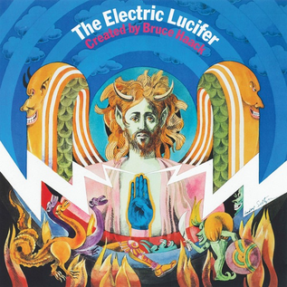 Bruce Haack -- The Electric Lucifer LP