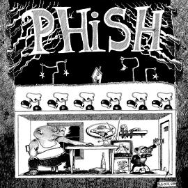 Phish -- Junta LP with download