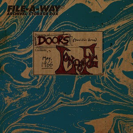 "Doors - London Fog 1966 10"" Box Set"