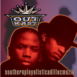 OutKast -- Southernplayalisticadillacmuzik LP