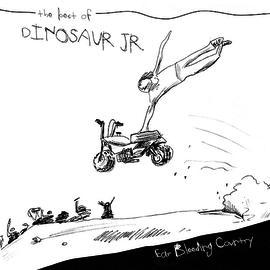 Dinosaur Jr. - Ear Bleeding Country: The Best of Dinosaur Jr. LP white vinyl