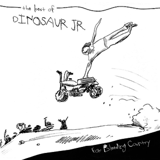 Dinosaur Jr. - Ear Bleeding Country: The Best of Dinosaur Jr. LP white vinyl