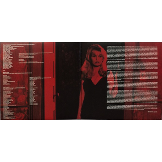 Angelo Badalamenti -- Twin Peaks: Fire Walk With Me LP red vinyl
