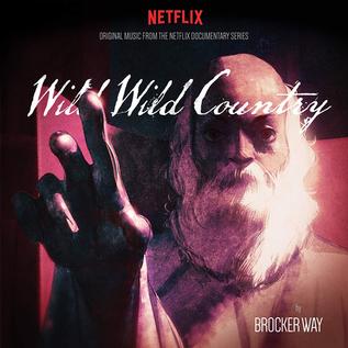 Brocker Way -- Wild Wild Country LP maroon with orange stripe vinyl