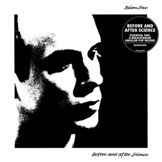 Brian Eno ‎– Before and After Science LP