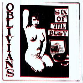 Oblivians -- Six Of The Best 10''