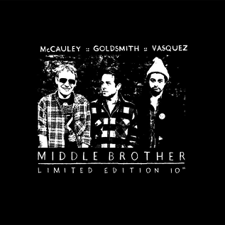 Middle Brother ‎– Middle Brother 10''