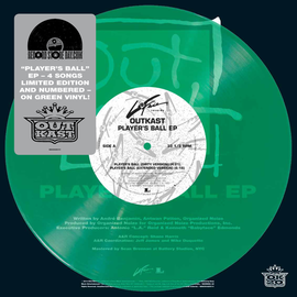 OutKast -- Player's Ball EP 10'' vinyl