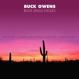 BUCK OWENS -- BUCK SINGS EASGLES 10''