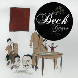 Beck -- Guero LP 45 rpm with gatefold import