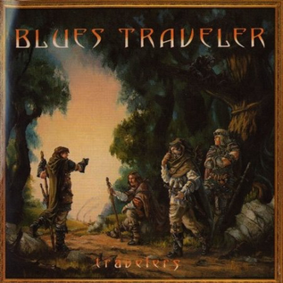 Blues Traveler – Travelers & Thieves LP marble colored vinyl