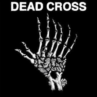 Dead Cross – Dead Cross EP 10'' swamp green / black swirl vinyl