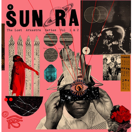 Sun Ra And His Arkestra -- The Lost Arkestra Series Vol 1 & 2 10'' vinyl