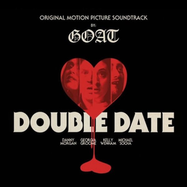 Goat – Double Date 10'' clear red vinyl