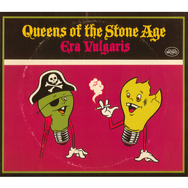 Queens Of The Stone Age ‎– Era Vulgaris 10''