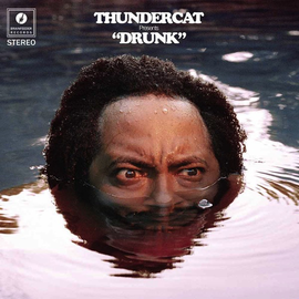 Thundercat ‎– Drunk 10'' vinyl box