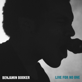 Benjamin Booker -- Live For No One (Live From Columbus Theatre Providence RI) 10'' clear vinyl