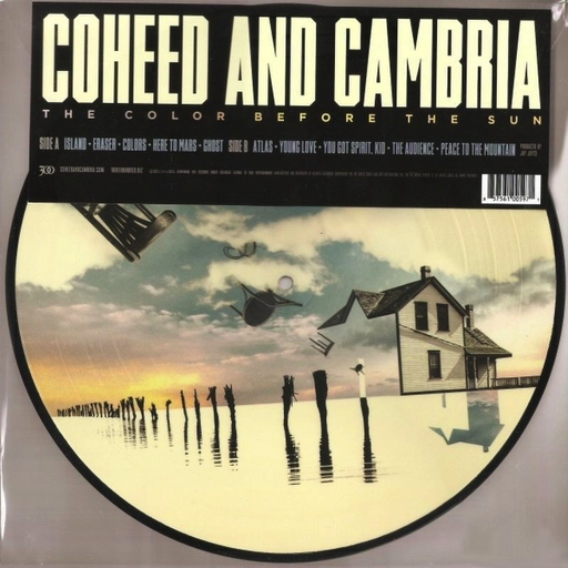 Coheed And Cambria The Color Before The Sun Lp Picture