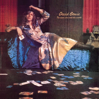 David Bowie -- The Man Who Sold The World LP