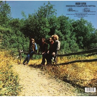 Creedence Clearwater Revival -- Green River LP