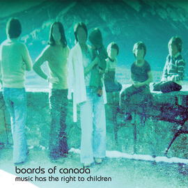 Boards Of Canada ‎– Music Has The Right To Children LP