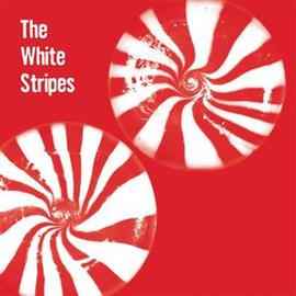 "White Stripes -- Lafayette Blues / Sugar Never Tasted So Good 7"""