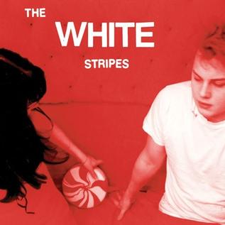 White Stripes -- Let's Shake Hands 7''