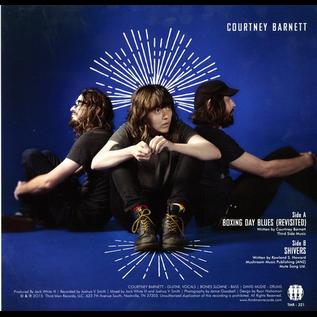Courtney Barnett -- Boxing Day Blues (Revisited) 7''