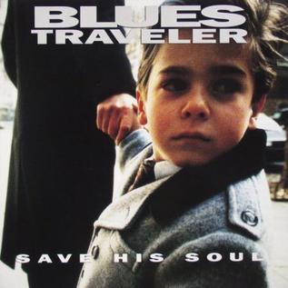 Blues Traveler – Save His Soul LP marble vinyl