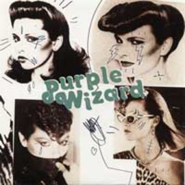 PURPLE WIZARD - POWER OF LOVE / IT'S ABOUT MY BABY 7'''