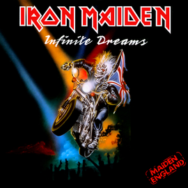 Iron Maiden -- Infinite Dreams 7""