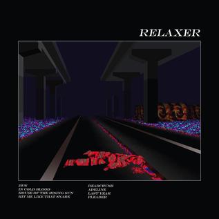 Alt-J -- Relaxer LP w/ download