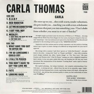 Carla Thomas -- Carla LP