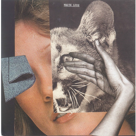 """WHITE LUNG -- DROWN WITH THE MONSTER 7"""""""