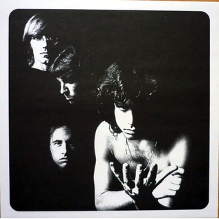 Doors -- Strange Days LP