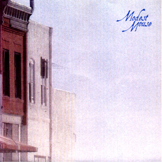 """Modest Mouse -- A Life Of Arctic Sounds 7"""""""
