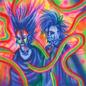 "Black Moth Super Rainbow - Baby--s In the Void 7"""