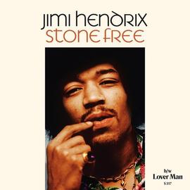 "Jimi Hendrix – Stone Free 7"""